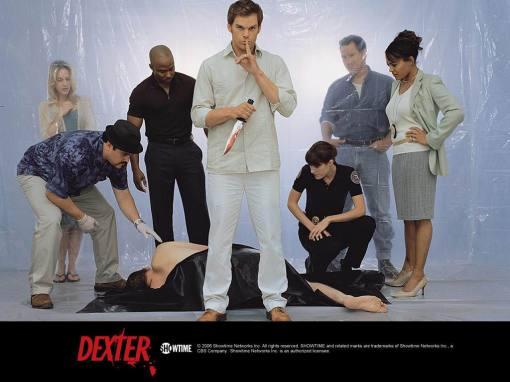 Dexter: un asesino serial trabajando para la policía