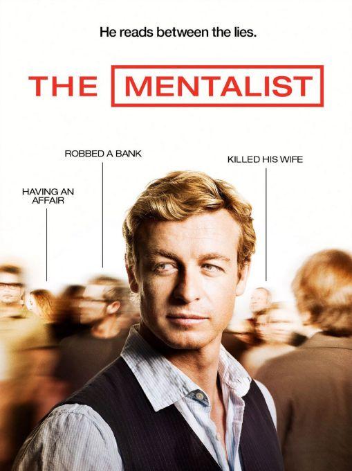 """The mentalist: """"los mentalistas no existen, todo está en los detalles"""""""