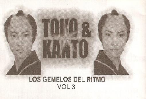 Toko y Kanto: Los gemelos del ritmo